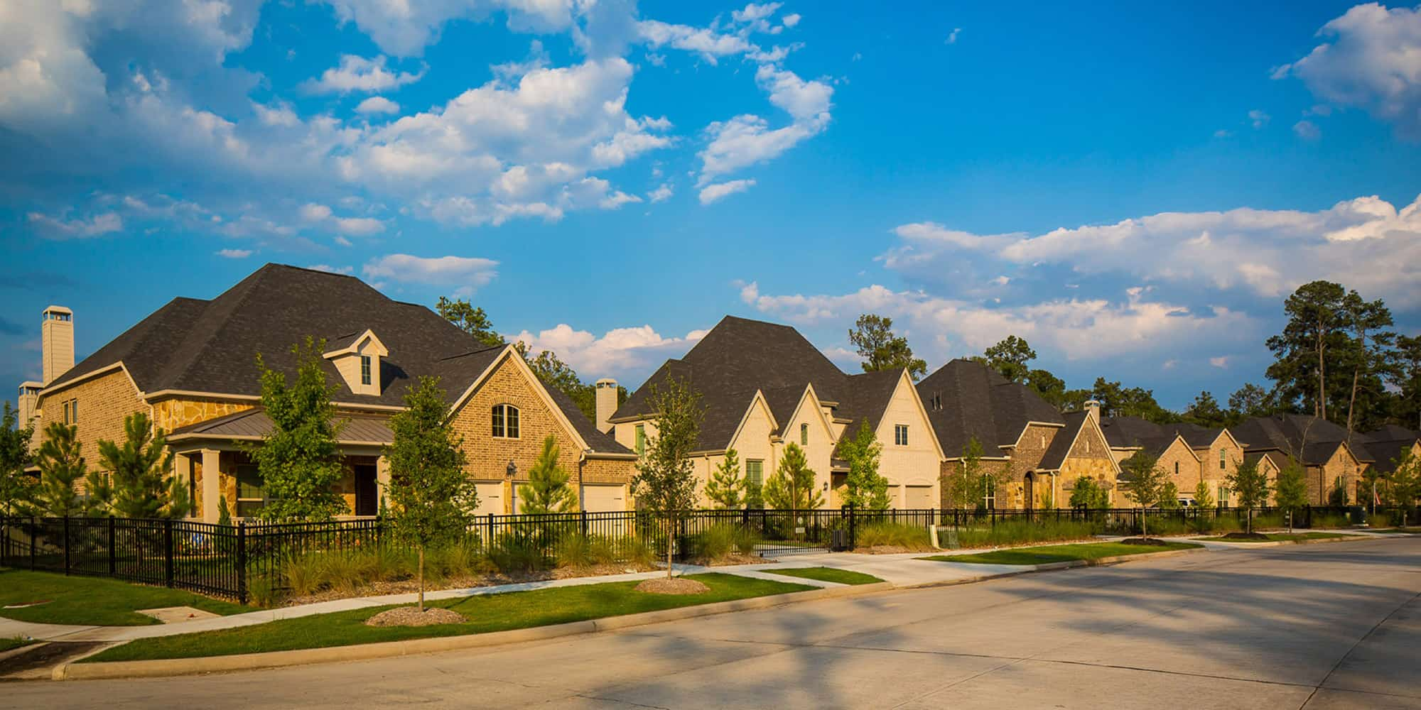 Information for homeowners about amenities and taxes in Conroe TX