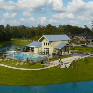 New Homes in Our Private Gated Community