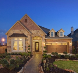 Chesmar Homes at Harper's Preserve in Conroe, Texas